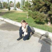 Я и щенок :: Роман Латышев