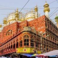 Калькутта.Мечеть Накхода Масджид :: Михаил Юрин