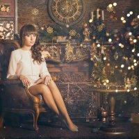 Магия рождества :: Oksana Likhadziyeuskaya