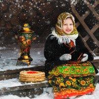 Масленица, развеселая, играй! :: Елена Рябчевская