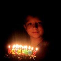 И снова день рождения! :: Михаил Попов