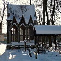 Монастырское Кладбище. :: Марина Харченкова