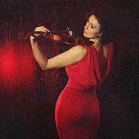 скрипка :: Сергей Бойцов