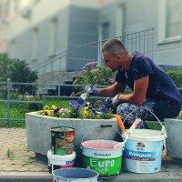 раскрась мир с нами :: Сергей Бойцов