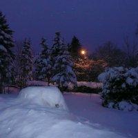 Зимнее утро. :: Виктор
