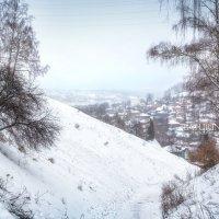 Белая зима Плёса :: Юлия Батурина