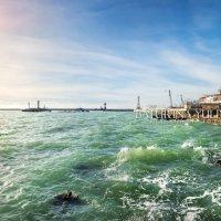 Ждать у моря погоды :: Юлия Батурина