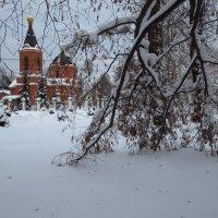Храм :: Андрей Лукьянов