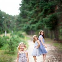 Я и мои сестренки :: Anna Shevtsova