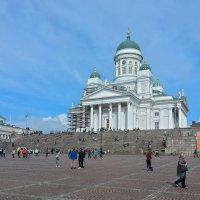 Кафедральный собор Хельсинки :: Олег Кузовлев
