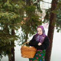 Аленушка :: Ольга Мартынова