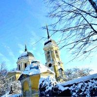 Церковь Святителя Николая Мирликийского . :: Михаил Столяров