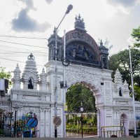 Калькутта.Gate Mysore Garden :: Михаил Юрин