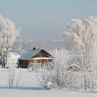 Мороз и солнце.... :: Любовь
