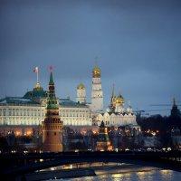 Январская Москва :: Ирина Фирсова