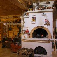 Дом, где всем тепло.... :: Tatiana Markova