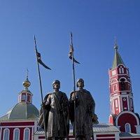Князья Борис и Глеб. Борисоглебск. Воронежская область :: MILAV V