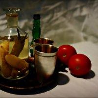 Про зимние овощи.... :: Кай-8 (Ярослав) Забелин