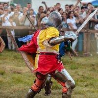 Танец битвы :: Елена Оберник