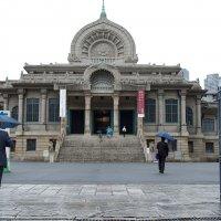 Токио Храм Цукидзи Хонган-дзи :: Swetlana V