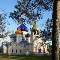 Храм в честь святого благоверного великого князя Игоря Черниговского и Киевского :: Елена Павлова (Смолова)