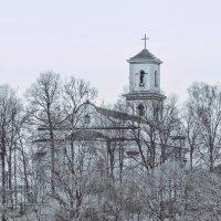 Костел в Неменчине :: Kliwo