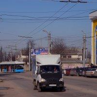 Улица Генерала Токарева :: Александр Рыжов