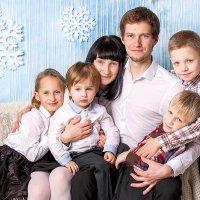 Дети = это Счастье! Пусть их будет много! :: Николай Хондогий