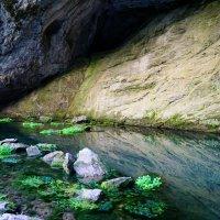 Вход в Капову пещеру :: Ольга Чистякова