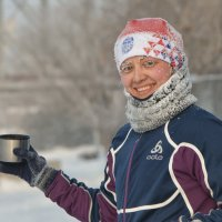 спортсменка-марафонец :: cfysx