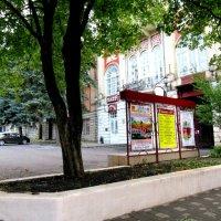Красота старых зданий. :: Вячеслав Медведев
