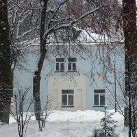 Мой  дом. :: Наталья Соколова