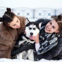 Сестрички :: Татьяна Баценкова