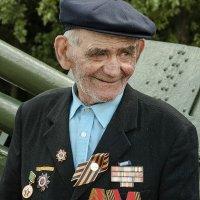 Ветеран войны из Сталинграда на Курской дуге 2008 году. :: Игорь Олегович Кравченко