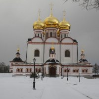 Церковь на Валдае :: esadesign Егерев