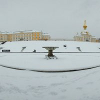 Петергофские панорамы :: tipchik