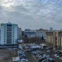 Вид со смотровой площадке Кафедрального Собора Феодора Ушакова на Саранск. 2. :: Андрей Ванин