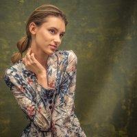 Портрет девушки :: Константин Поляков
