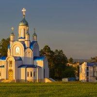 Церковь в с. Пивовариха :: Анатолий Иргл