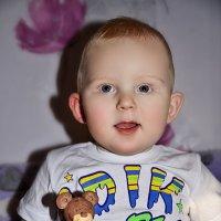 Егорке 1 годик :: Юлия Воронова