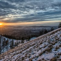 valley of sunsets :: Dmitry Ozersky