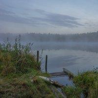 На озере Свято в холодный рассвет. :: Igor Andreev