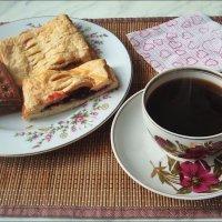 Приглашение на чашечку кофе :: Нина Корешкова