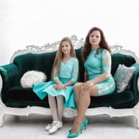 мама с дочкой :: Сергей Перегудов
