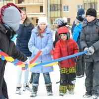 детские забавы :: Мария Кузнецова (Суворова)