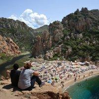Райский пляж. Сардиния. :: Eduard .