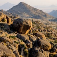 каменная пустыня гор Науклюфт :: Георгий А