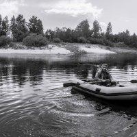 Любитель - рыболов :: Александр Силинский