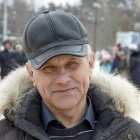 Человек который умеет улыбаться глазами. :: Анатолий. Chesnavik.
