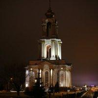 Храм Георгия Победоносца :: Андрей Пархоменко